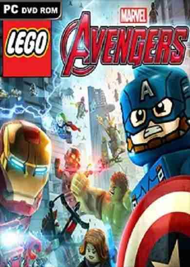 Descargar LEGO MARVELs Avengers [MULTI][RELOADED] por Torrent